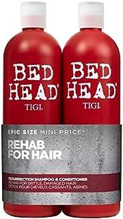 Tigi Tigi Bed Head Urban Antidotes Recovery Shampoo + Conditioner Damage Level 2 Duo, 50 Oz