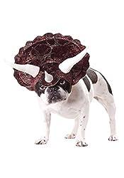7. California Costumes Pet Triceradog Costume