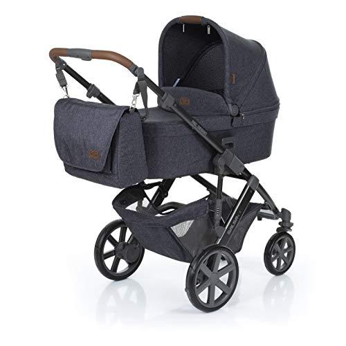 Kinderwagen Buggy Kombikinderwagen ABC DESIGN SALSA 4 AIR Kollektion 2020 + ORIGINAL ABC ZUBEHÖR (STREET, 2IN1)