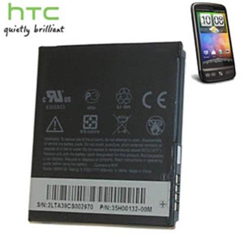 HTC 1938249 BA S410 Bravo Akku (1400mAh) für HTC Desire