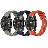 Aukvite Correa de Reloj Compatible con Samsung Galaxy Watch4 /...