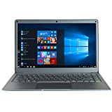 Jumper Laptop 13.3 inch 6GB 64GB Windows 10, Celeron N3350 Dual Core, support