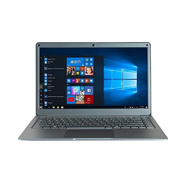 Jumper EZbook X3 13.3 inch Windows 10 laptop, 6GB RAM 64GB, dual core processor, TF card supports up to 128GB expansion, M.2 SSD supports up to 1TB expansion 3