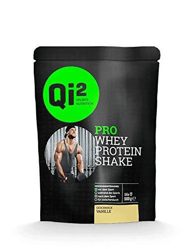 Qi² PRO Whey-Protein Shake Vanille
