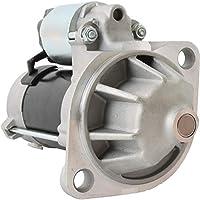 DB Electrical SND0746 STARTER 互換 ヤンマー エンジン マリン 2TN66E 3TNA72 3TNE74 228000-5750 9722809-575