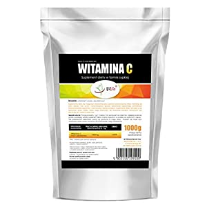 Vitamina C en polvo 1000g | Ácido L-ascórbico | Pack Ahorro | ViVio