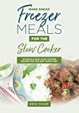 Make Ahead Freezer Meals for Slow Cooker