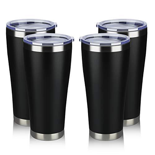 La Mejor Recopilación de Vaso de acero inoxidable los más recomendados. 4