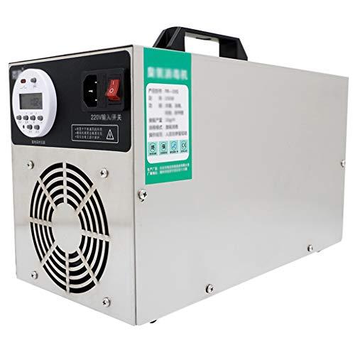 YANFEI Máquina generadora de ozono 10,000mg / h Industrial O3 Purificador de Aire ionizador avanzado, Comedor de Humo, Desodorante Ambiental y neutralizador de olores