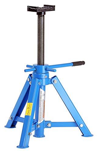 Pro-Lift-Montagetechnik 12t Unterstellbock, faltbar, schraubbar, Höhe 445mm - 720mm, 00158