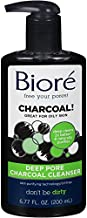 Biore Deep Pore Charcoal Cleanser, 6.77 Ounce