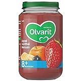 Olvarit - Plátano de manzana (8M, 56-200 g)