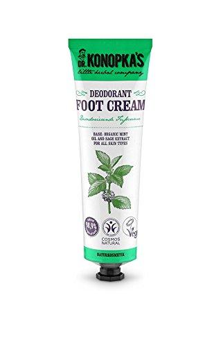 Dr. Konopka's Déodorant Crème pour Pieds Dr.Konopka´S 75 ml