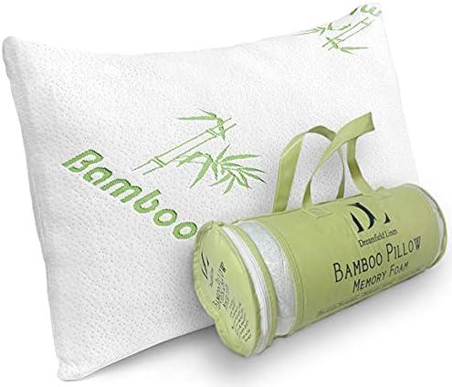 Almohadas de bambu