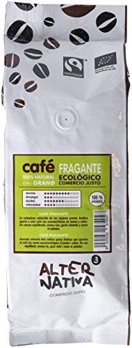 AlterNativa3 Café Fragante En Grano Bio - 500 gr