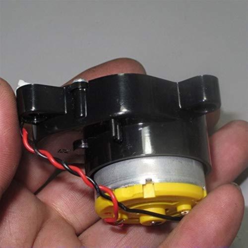 Aojing LHjin-Motores Cepillo de carbón de 1pc 500 Motor de Engranajes, con Engranaje de plástico Robot Robot Cepillo Lateral Motor, Motor Micro engranado