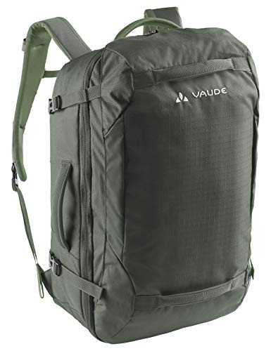VAUDE MUNDO Carry-On 38 Sac à dos 30-39L Olive FR: Taille Unique (Taille Fabricant: One Size)