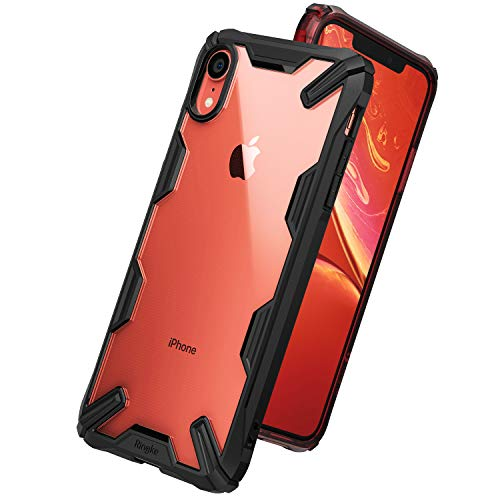 Ringke Fusion X iPhone XR Rugged Clear Case