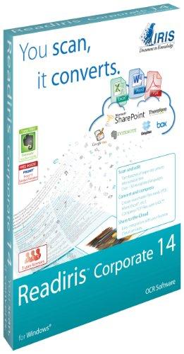 Iris Readiris Corporate 14 (3 postes)