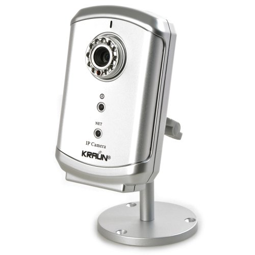 Kraun Ip Camera Vga Wired Day&Night Kw03