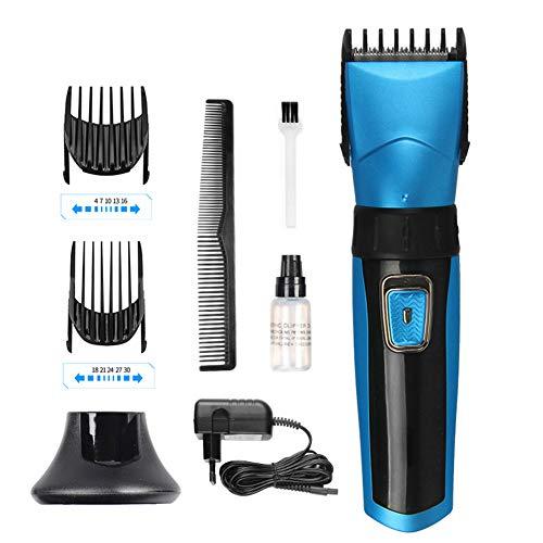 Tondeuse 30 ° Acute hoek snijder kop professionele barber oplaadbare tondeuse haarknipper elektrisch scheerapparaat fader voor mannen en kinderen