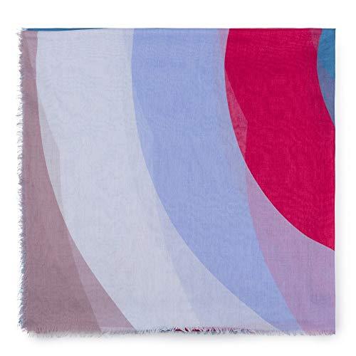 Tous Foulard Adaz en color multi-lila