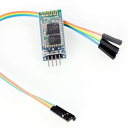 Neuftech HC-06 Serial Wireless 4 Pin Bluetooth RF Transceiver Module RS232 für Arduino