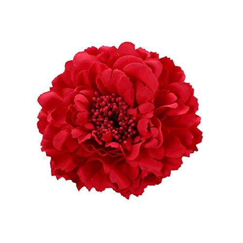 Flores flamencas para el pelo 💓