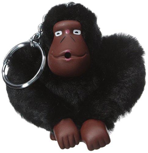 Kipling Sven Monkey Keychain, Black, One Size