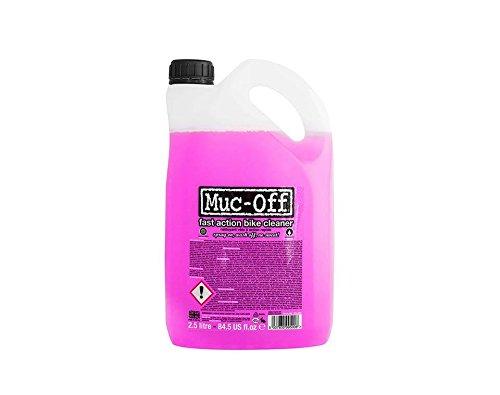 Muc-Off Bike Cleaner Fahrradreiniger, rosa, 2500 ml