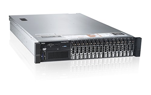 Dell PowerEdge R720 (12G) server rack (2U) Six Core Xeon E5 (2620 V2) 2.1 GHz 8 GB (no HDD) DVD-RW perc H710P nic 5720 Idrac Enterprise con 2 x 750 W AC