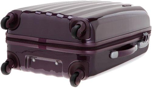 [アメリカンツーリスター]スーツケースキャリーケースプリズモスピナー65パープル保証付50L56cm3.8kg
