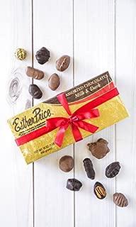 Esther Price Candies Light and Dark Chocolates Net Wt. 1.2lbs