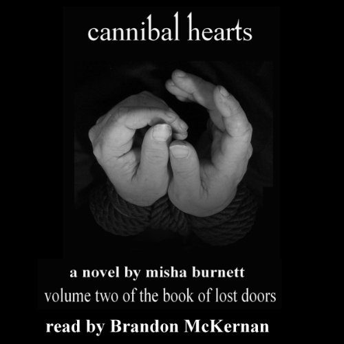 Cannibal Hearts audiobook cover art