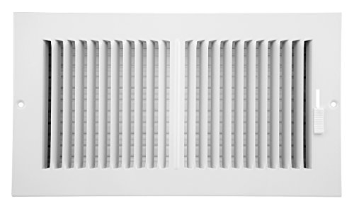 Accord ABSWWH2126 Sidewall/Ceiling Register with...
