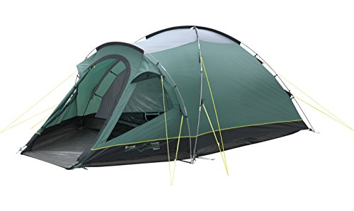 Outwell Cloud 3 Zelt, Green/Black, 330x 200 x 130 cm