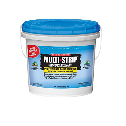 Sunnyside 65732A Multi-Strip ADVANCED Paint & Varnish Remover, Quart