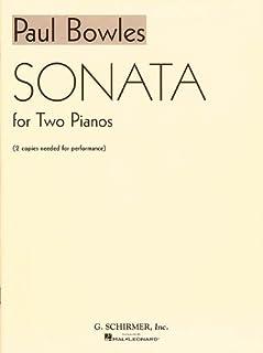 Sonata for 2 Pianos: Piano Duet