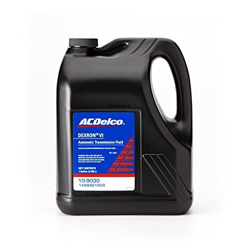ACDelco 10-9030 Dexron VI Automatic Transmission Fluid - 1 gal