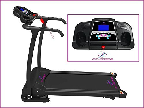 Fit-Force Cinta de Correr Plegable