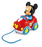 Clementoni- Baby Mickey Macchina Trainabile, 17208