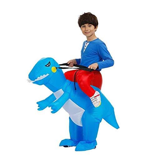 SUNY Spooktacular Creations Disfraz Inflable De Dinosaurio De Cuerpo Completo para Disfraz...