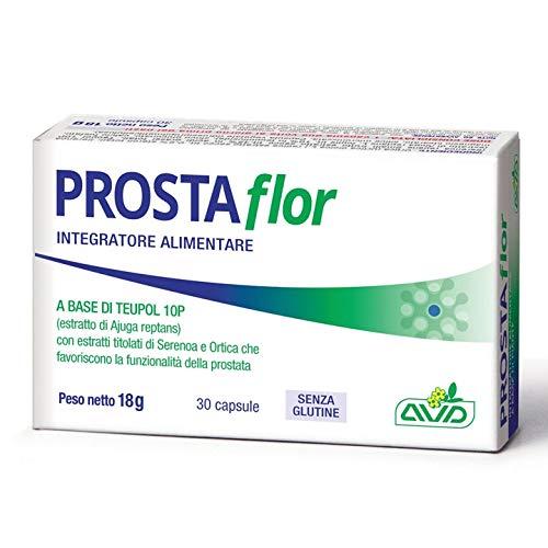 Prostaflor 30 cápsulas