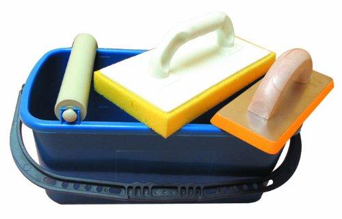 Mejix - Kit con vaschetta lavaggio per posatori