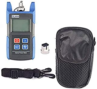 Optical Power Meter, SainSonic WattsOut OP-510, Portable Optical Power Meter, -50 - +26 dBm , SC/ FC/ ST Interfaces, Fiber TL510C for CATV Test , CCTV Test and Telecommunication