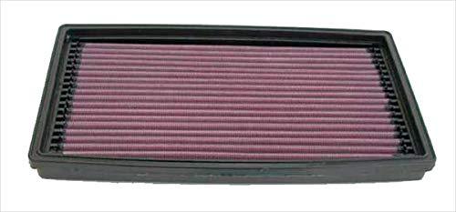 K&N 33-2819 Motorluftfilter: Hochleistung, Prämie, Abwaschbar, Ersatzfilter, Erhöhte Leistung, 1998-2008 (Tourneo, Transit Connect, ST170, Focus SVT)