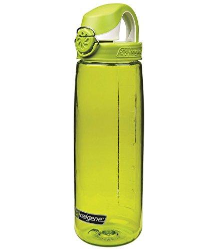 Nalgene Trinkflasche Everyday OTF (Grün/Deckel Grün-Weiss, 0.7l)