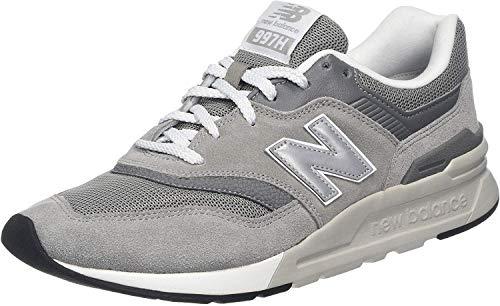 New Balance 997H Core, Zapatillas para Hombre, Plateado (Marblehead), 36 EU