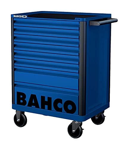 BAHCO BH1472K8BLUE Carro E72 26' 8 Cajones Azul, Standard