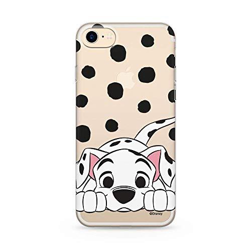 Ert Group DPCDAL3124 Custodia per Cellulare Dalmatian 004 iPhone 7/8